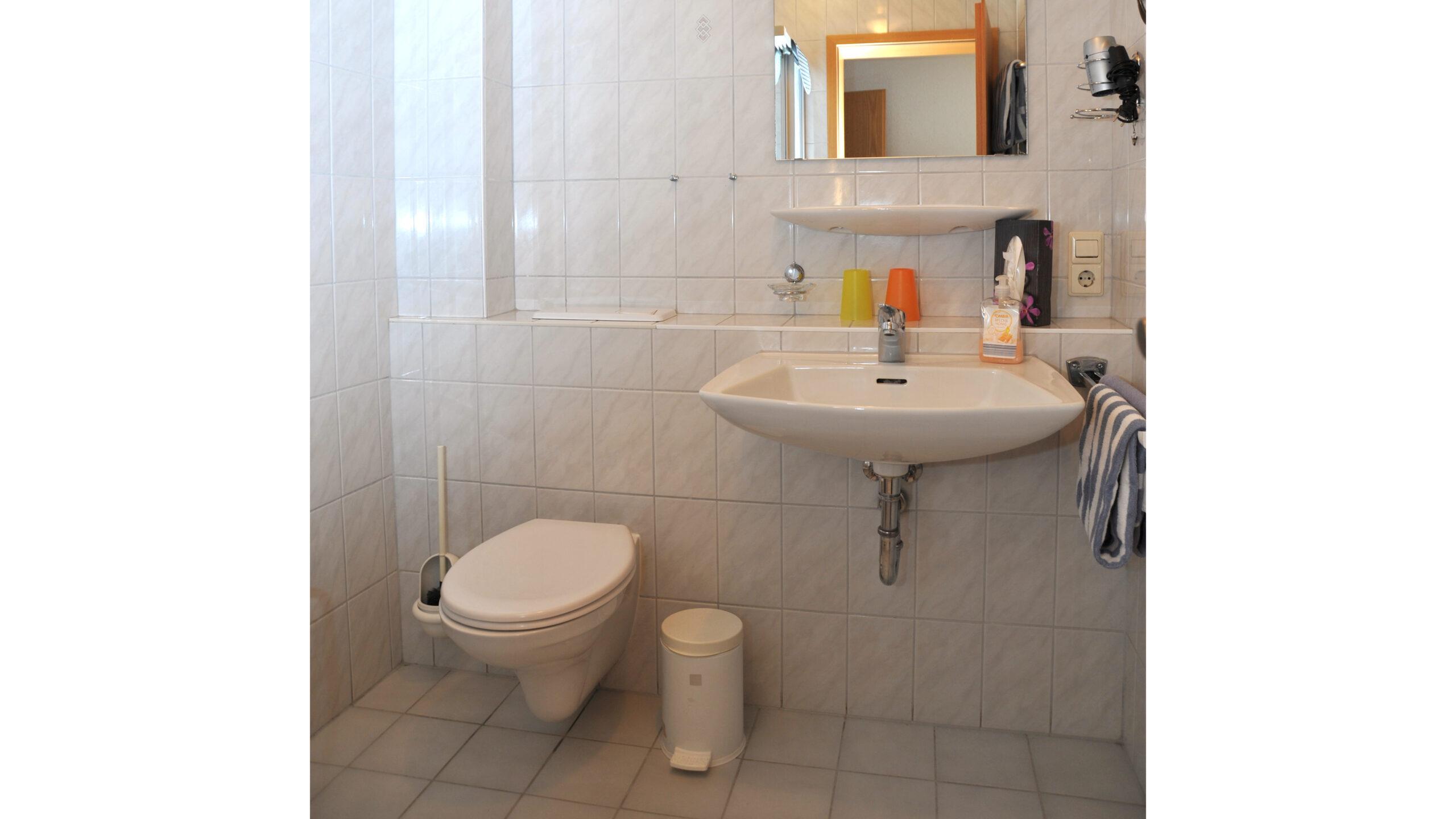 Badezimmer Gummeneck