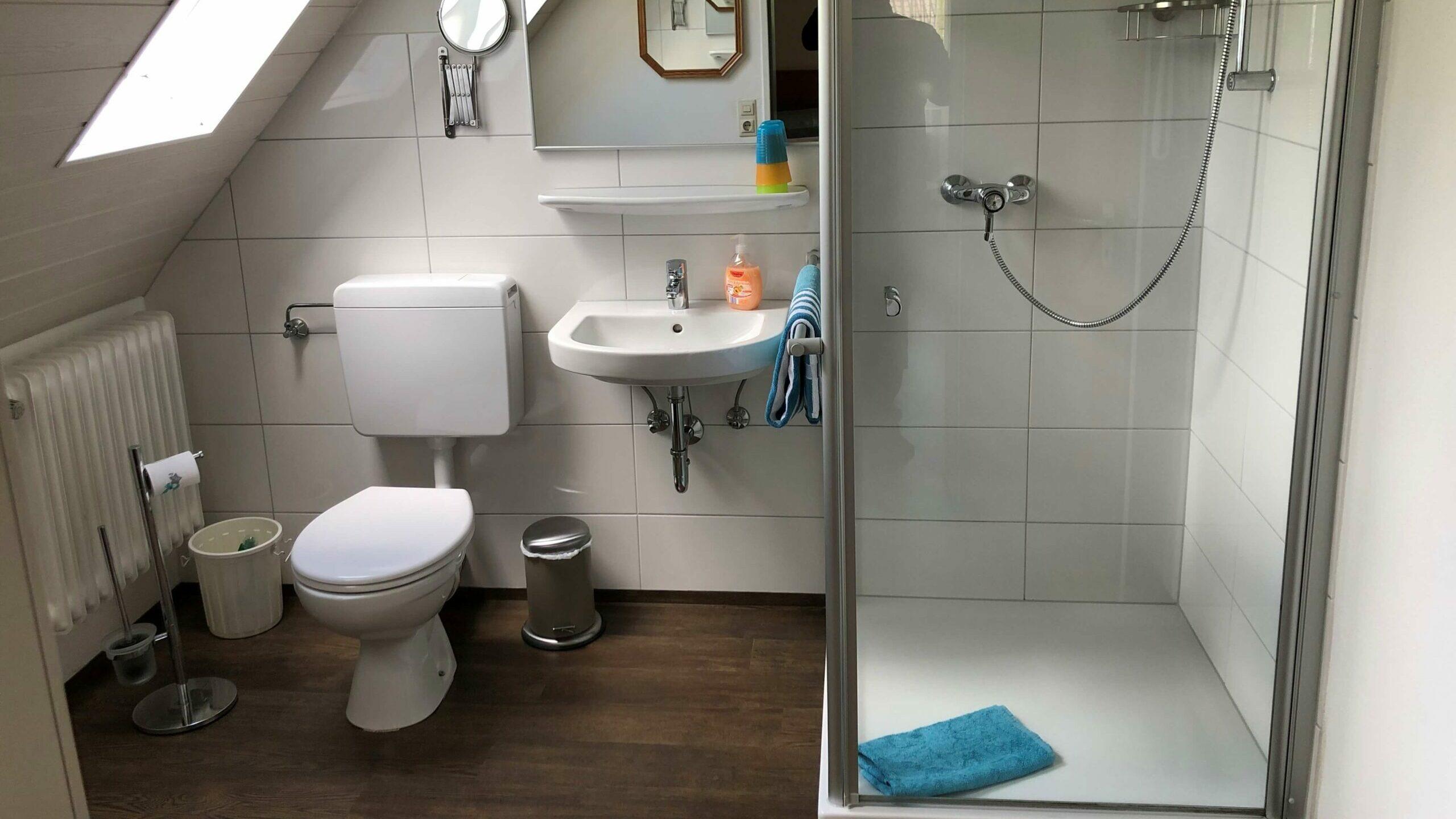 Badezimmer Hörnle